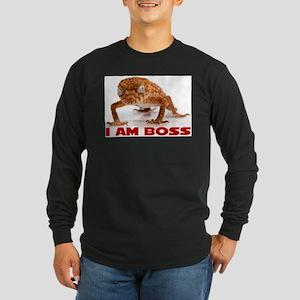I Am Boss Long Sleeve T-Shirt
