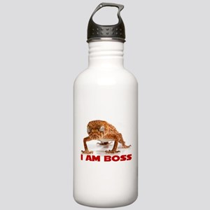 I Am Boss Stainless Water Bottle 1.0L