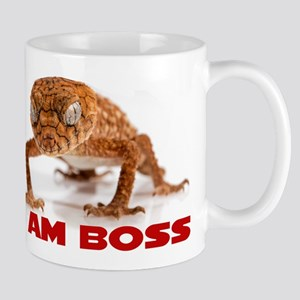 I Am Boss Mugs