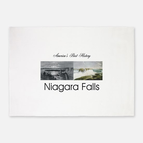 ABH Niagara Falls 5'x7'Area Rug