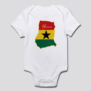 Cool Ghana Infant Bodysuit