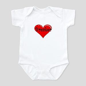 Heart Breaker Infant Bodysuit