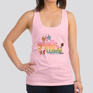 Grease Is the Word Racerback Tank Top