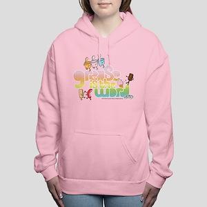 Grease Is the Word Women's Hooded Sweatshirt
