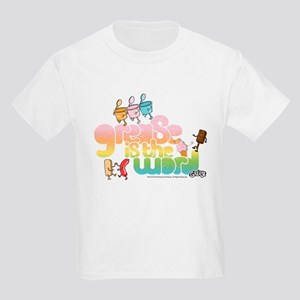 Grease Is the Word Kids Light T-Shirt