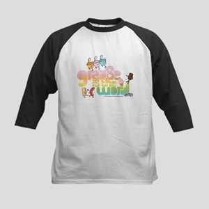 Grease Is the Word Kids Baseball Jersey
