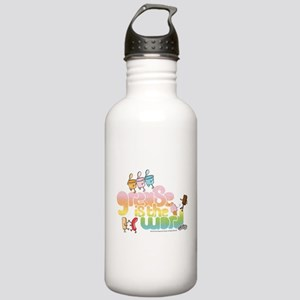 Grease Is the Word Stainless Water Bottle 1.0L