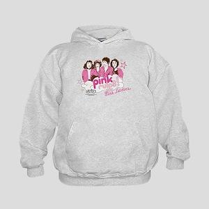 Grease - Pink Rules Kids Hoodie