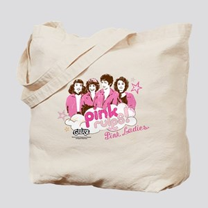 Grease - Pink Rules Tote Bag
