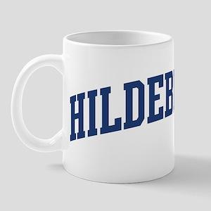 HILDEBRAND design (blue) Mug