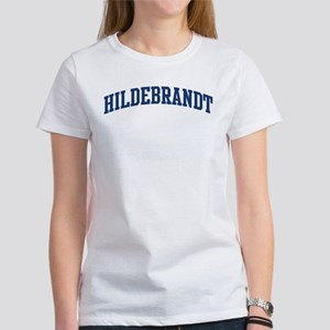 HILDEBRANDT design (blue) Women's T-Shirt