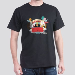Grease - Carnival Dark T-Shirt