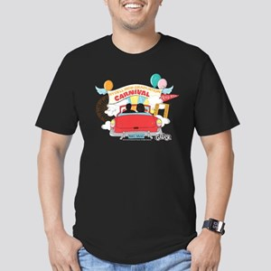Grease - Carnival Men's Fitted T-Shirt (dark)