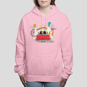 Grease - Carnival Women's Hooded Sweatshirt