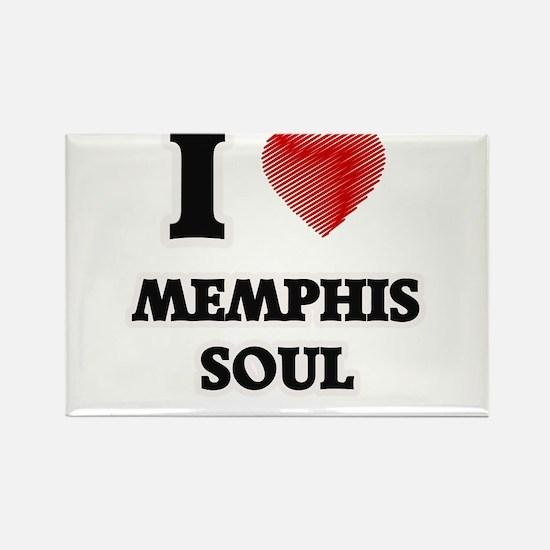 I Love Memphis Soul Magnets