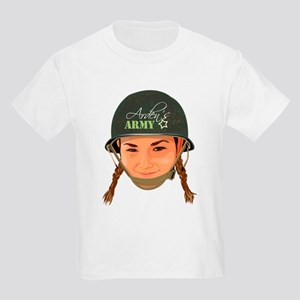Arden's Army Kid's T-Shirt
