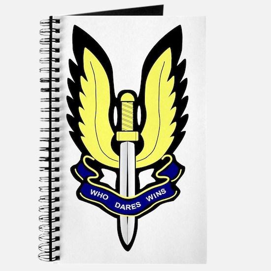 SAS Badge Journal
