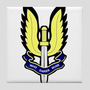 SAS Badge Tile Coaster