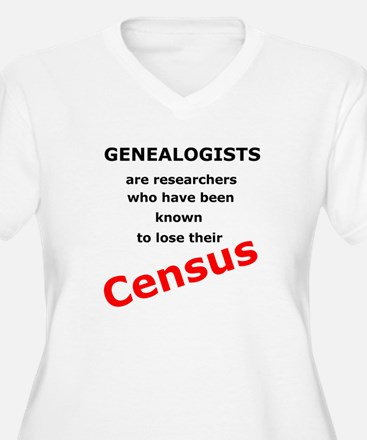 Red Losing Census T-Shirt