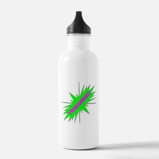 Triggered Water Bottle
