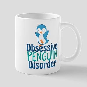 Obsessive Penguin Disorder Mug