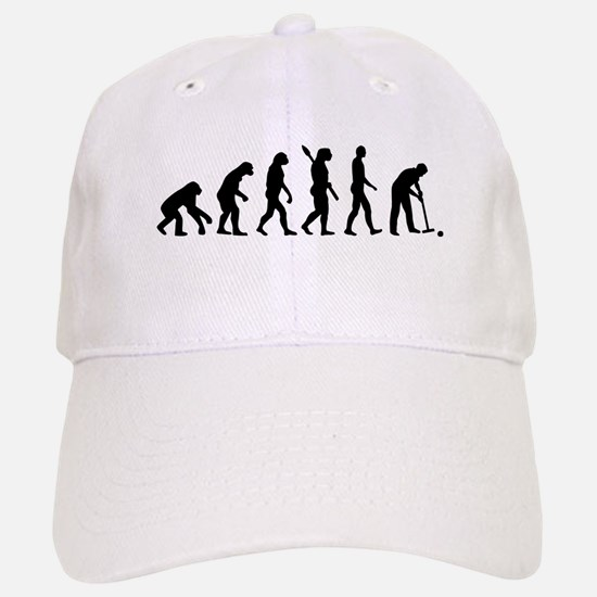 Evolution croquet Baseball Baseball Cap