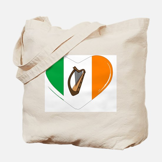 Cute Southern ireland Tote Bag