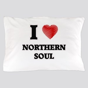 I Love Northern Soul Pillow Case
