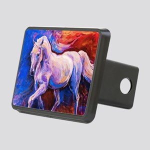 Horse Painting Hitch Cover