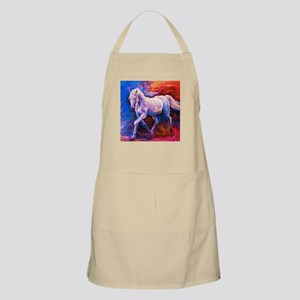 Horse Painting Apron
