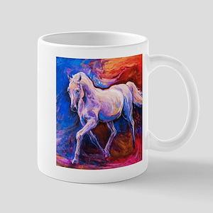 Horse Painting Mugs