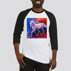 Horse Painting Baseball Jersey