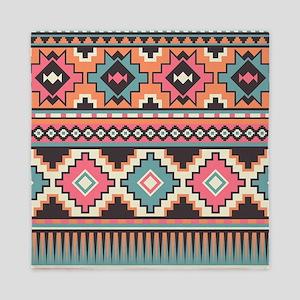Native Pattern Queen Duvet