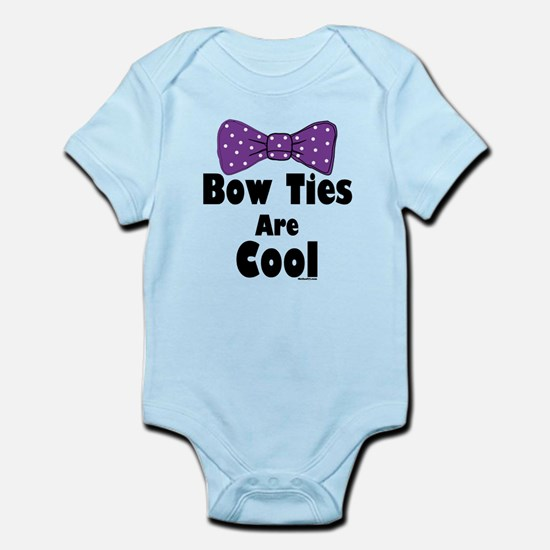 Bow Ties Are Cool Body Suit