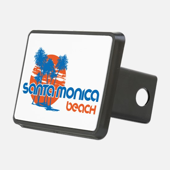 Santa Monica Beach, Califo Hitch Cover