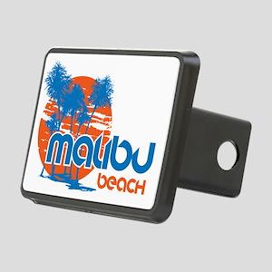 Malibu, California Rectangular Hitch Cover
