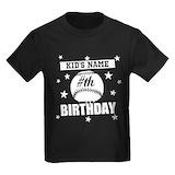 Birthday Kids T-shirts (Dark)