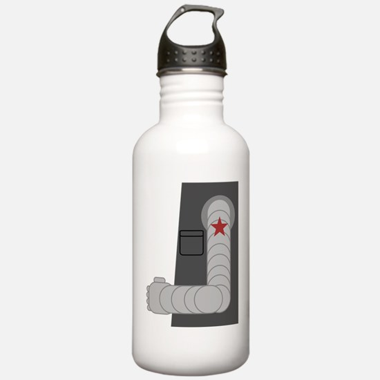 Unique Captain america the winter soldier Water Bottle
