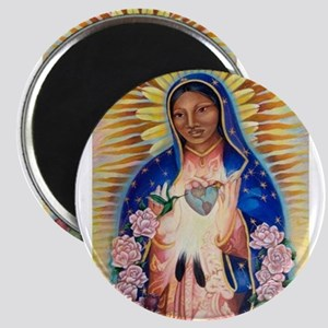 Virgin Mary - Our Lady Of Guadalupe Magnets