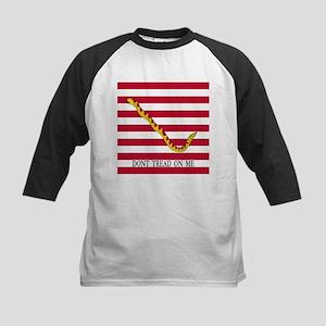US Naval Jack Baseball Jersey