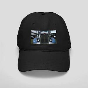 Peterbilt 359 Black Cap