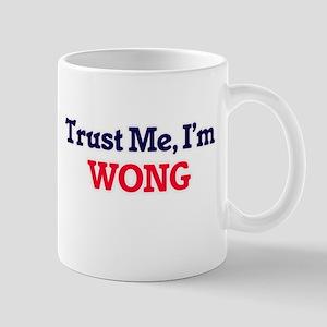 Trust Me, I'm Wong Mugs