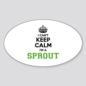 SPROUT I cant keeep calm Sticker