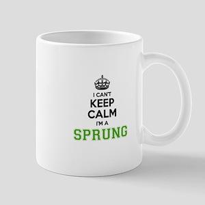 SPRUNG I cant keeep calm Mugs