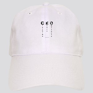 CEO Crushing Every Obstacle Baseball Cap