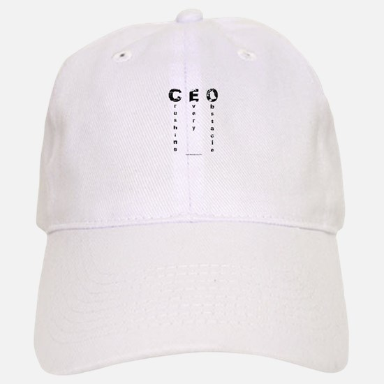 CEO Crushing Every Obstacle Baseball Baseball Baseball Cap