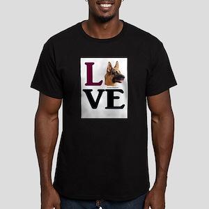 Love German Shepherd T-Shirt