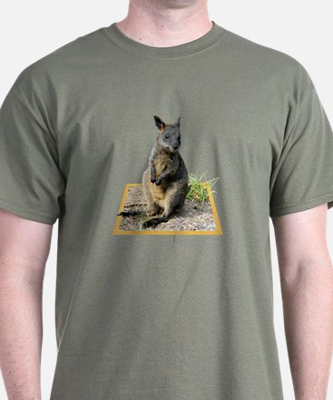 Autumn the Swamp Wallaby T-Shirt