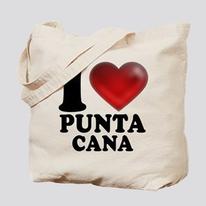 I Heart Punta Cana Tote Bag