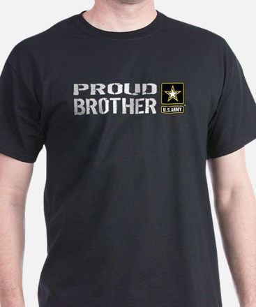 U.S. Army: Proud Brother T-Shirt